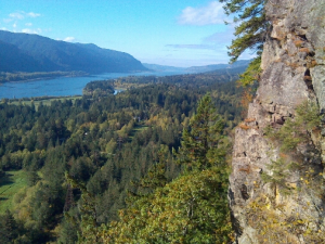 View from Beacon Rock