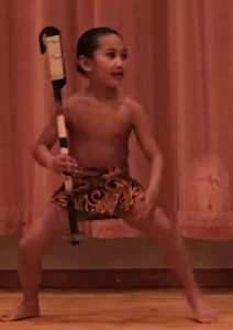 Boy Knife Dancer