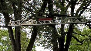Nutty Squirrel Bridge