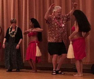 Linda G and Bill K Dancing