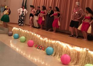 Pam and Other Hula Dancers