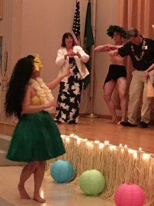 Pam Dancing