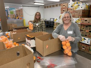 Womens Food Bank