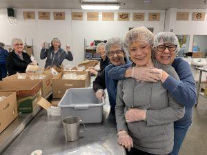 Womens Food Bank